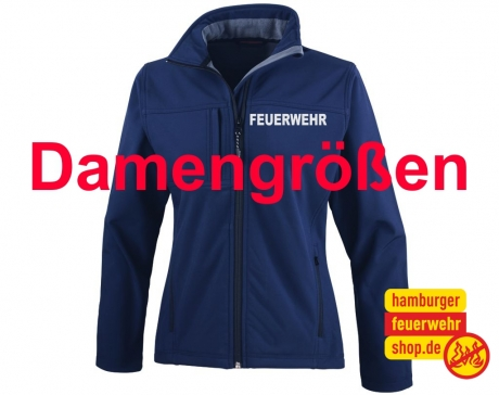 Damen-Softshell Jacke