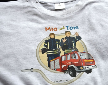 T-Shirt Mia + Tom
