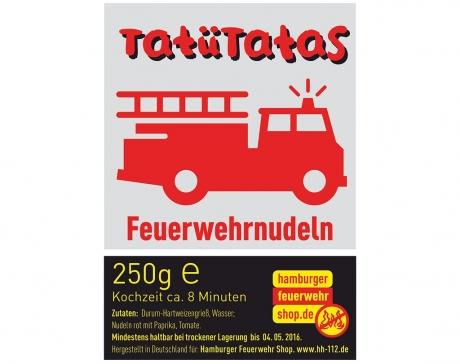 TatüTatas, extraleckere Feuerwehrnudeln