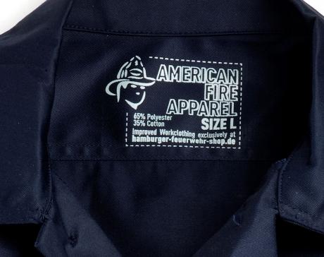 US Diensthemd 1/2 Arm Größe XL