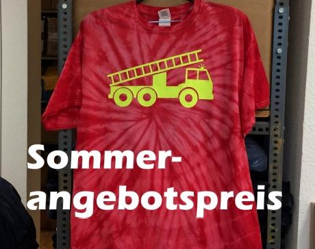 Sommer-Shirt Batik DLK