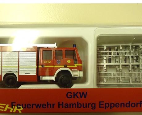IVECO EuroFire GKW Feuerwehr Hamburg Eppendorf