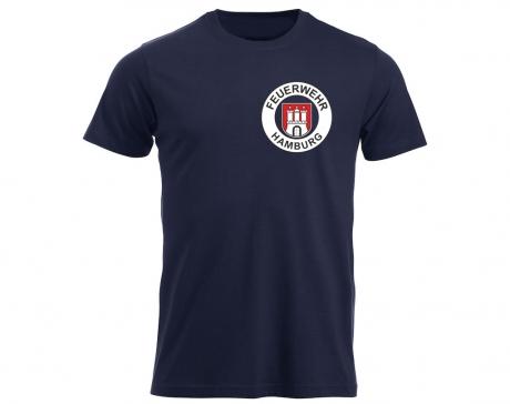 Retro_Shirt Feuerwehr Hamburg
