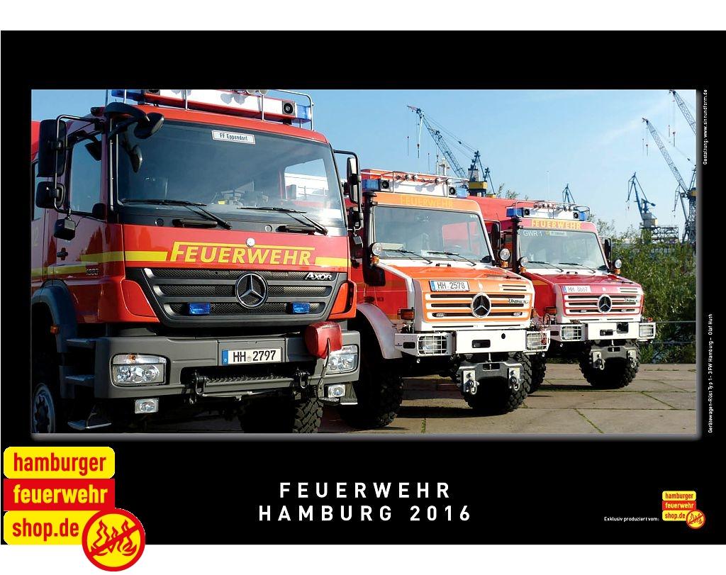 Feuerwehr hamburg kalender 2016 10195 for Weihnachtsbaumverkauf hamburg 2016