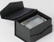 Kristallblock mit 3D Gravur, Drehleiter