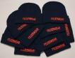10er Pack Wintermütze Feuerwehr rot