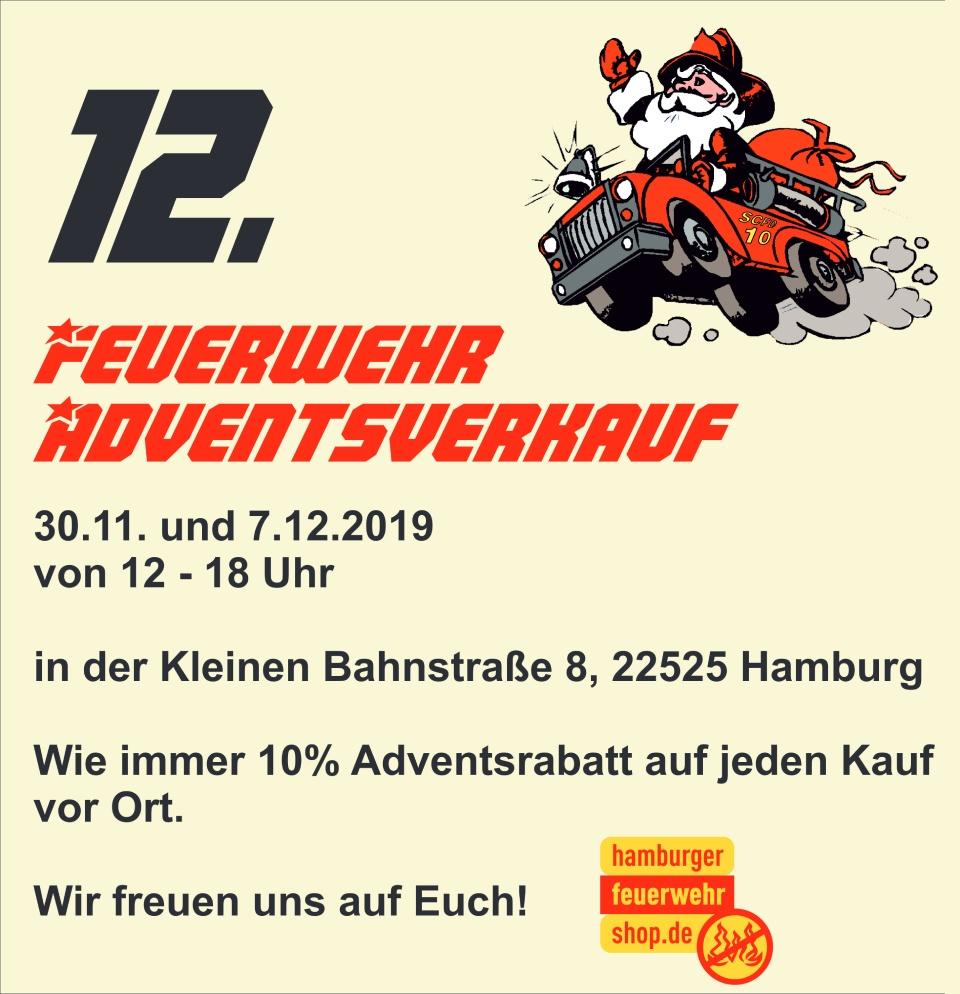 12. Feuerwehr Adventsverkauf